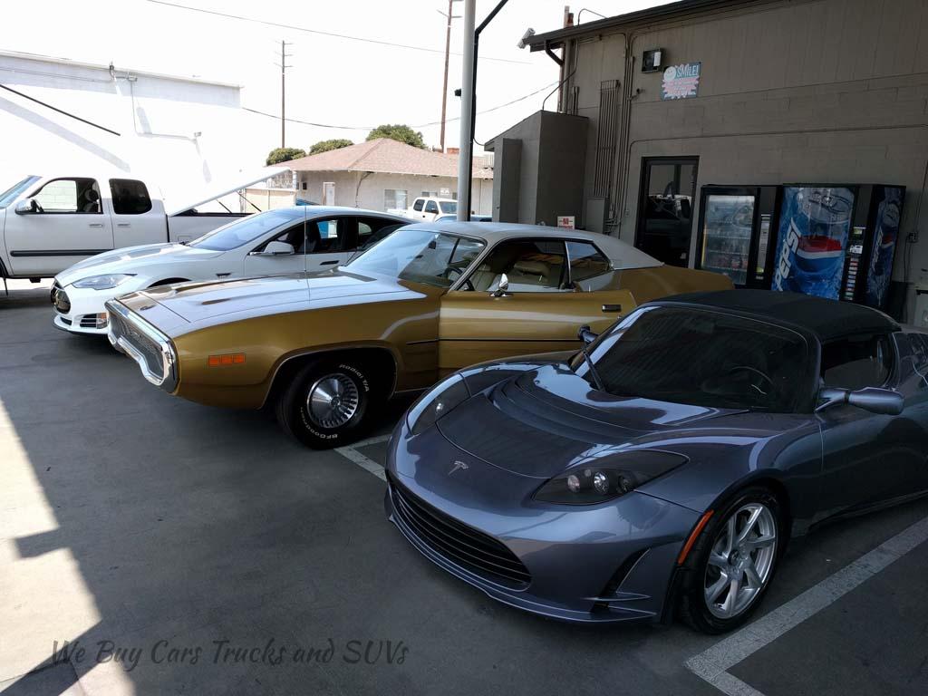 Cash for Classic Cars Sacramento